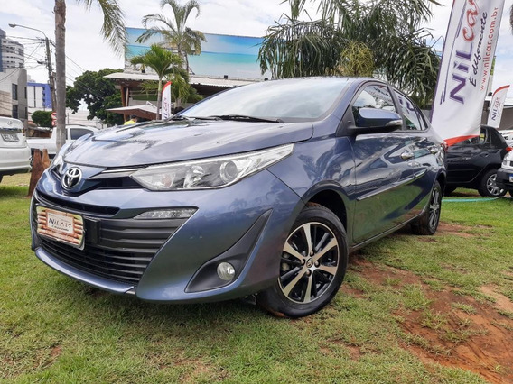 Toyota Yaris Xls Sedan 1.5 Flex 16v 4p Aut.