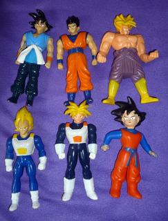 Dragon Ball Z Muñecos Leete Todo!