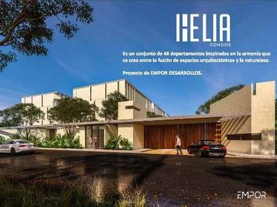 Departamento En Preventa Helia - Condo 2 (110 M²)