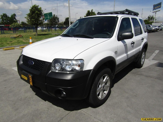 Ford Escape Full Equipo