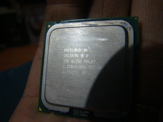 Processador Intel Celeron D 326 253ghz S775