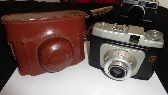 Maquina Fotográfica Marca Certo-phot - (ler Descrição)