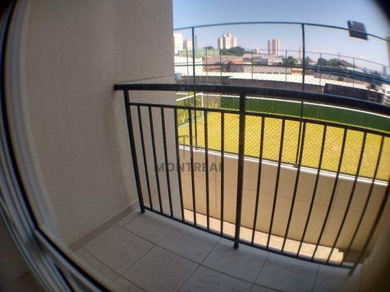 Apartamento Com 2 Dormitórios À Venda, 50 M² Por R$ 299.000,00 - Vila Carrão - São Paulo/sp - Ap0547