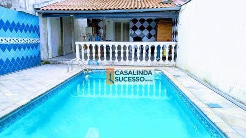 Casa À Venda, 210 M² Por R$ 600.000,00 - Penha (zona Leste) - São Paulo/sp - Ca1804