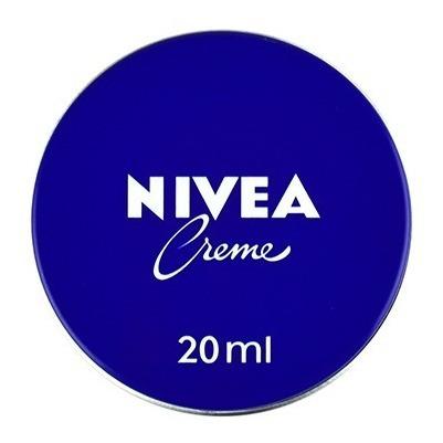 Nivea Crema Lata 20 Ml