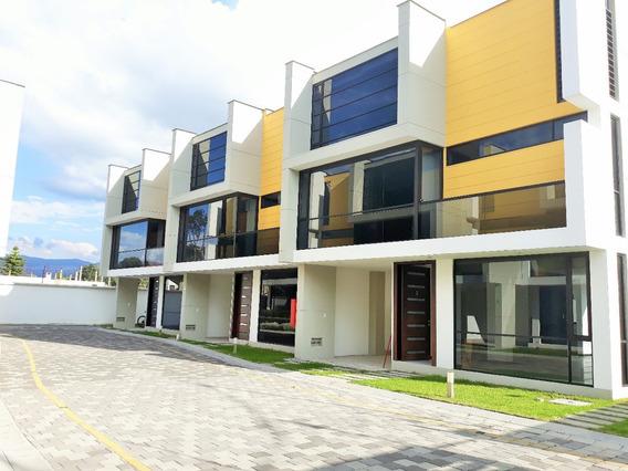 Casa Moderna Por Estrenar En Capelo Valle De Los Chillos