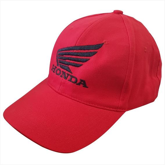 Gorra Honda Bordada Ajustable Calidad Premium Av