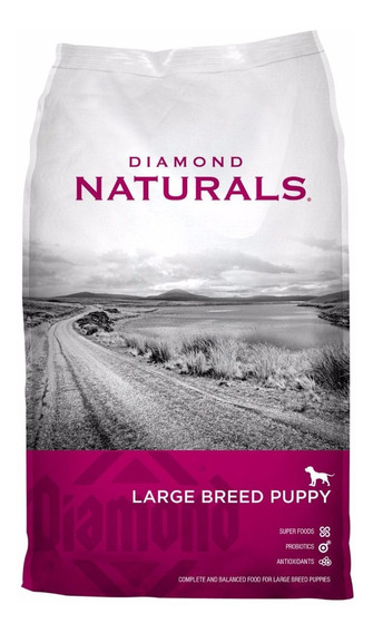 Diamond Naturals Puppy Large 18kg