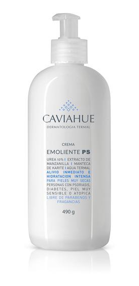 Caviahue Crema Emoliente Ps Corporal X490gr Psoriasis