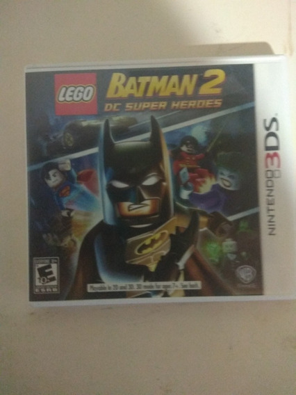 Lego Batman 2 - Jogo Nintendo 3ds