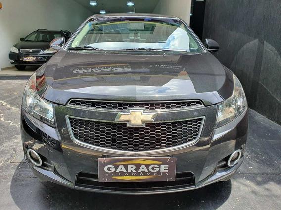 Chevrolet Cruze Sedan Ltz 2014 1.8 Preto