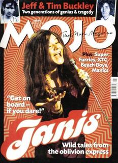 Janis Joplin Cat Stevens Revista Mojo Inglaterra 2000 Exc ++