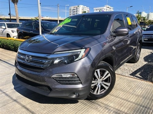 Honda Pilot 2016 Full Clean