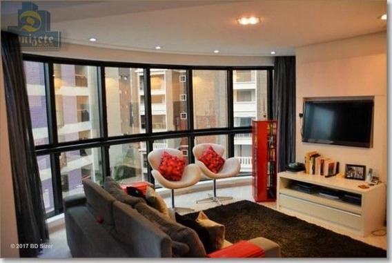 Apartamento Com 1 Dormitório À Venda, 97 M² Por R$ 550.000,00 - Jardim - Santo André/sp - Ap3346