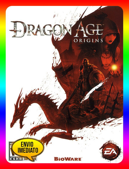 Dragon Age Origins Pc - Origin Key (envio Já)
