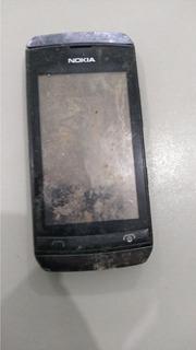 Celular Nokia Asha 305 Para Retirar Peças