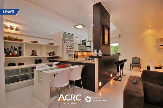 Acrc Imóveis - Casa Com Garagem Fechada E Jardim Para Venda No Bairro Garcia - Ca01376 - 67822392