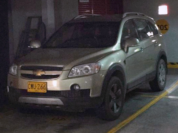 Chevrolet Captiva Ltz At 3200