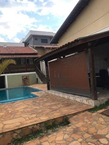 Casa À Venda, 130 M² Por R$ 470.000,00 - Bosque Dos Eucaliptos - Valinhos/sp - Ca12428