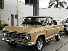 Chevrolet D10 Original Raridade