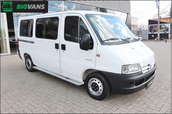 Jumper 2008 Minibus 16l Branca (9893)