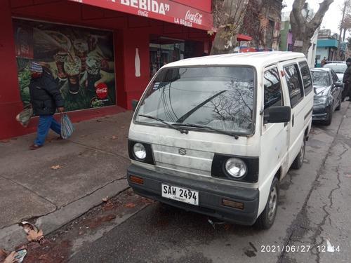 Suzuki Carry Van Vidrio