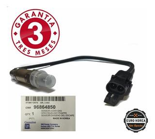 Sensor Oxigeno Aveo Optra 2 Cables Meses De Garantia