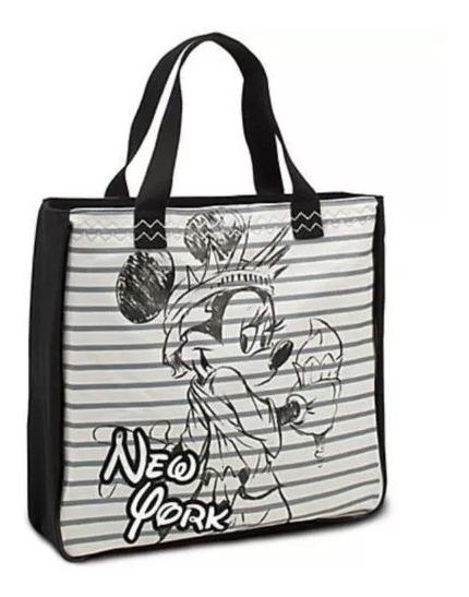 Bolsa Minnie Nova York Exclusividade Disney 100% Original