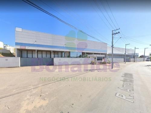 Galpão, Localizado No Bairro Da Chave, Na Cidade De Itupeva - Gl08109 - 68748123
