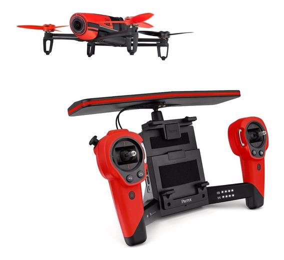 Drone Parrot Bebop Bundle Completo Pronta Entrega E Nota F.