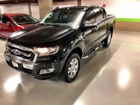 Ford Ranger 2.5 Limited Cab. Dupla 4x2 Flex 4p 2018