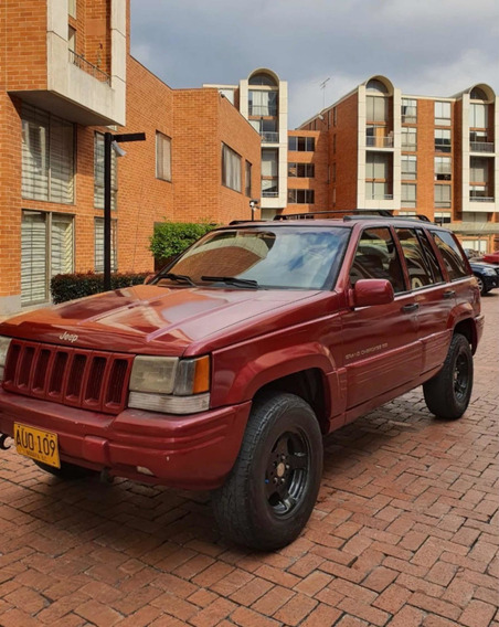 Jeep Grand Cherokee Limited 4x4 Fe At
