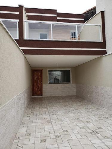 Sobrado Na Penha Com 3 Dormitórios À Venda, 125 M² Por R$ 680.000 - São Paulo/sp - 14688