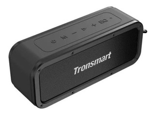 Bocina Estéreo Tronsmart Element Force 40 Watts Contra Agua