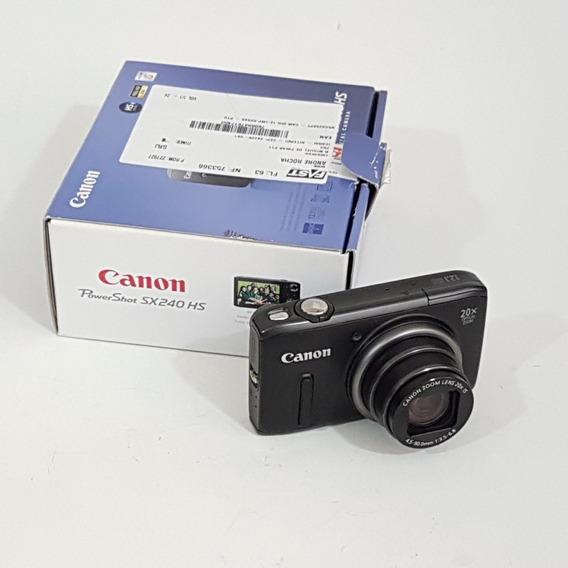 Canon Sx240hs