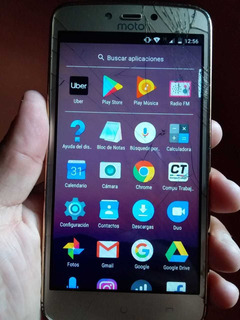 Celular Moto C Plus Impecable Leer Publicidad