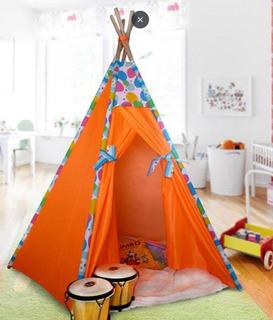 Tipi Carpa Infantil Carpita India Pijamada Nene Varios Mod