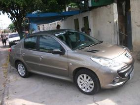 Peugeot 207 Passion 1.6 16v Xs Flex Gnv 4p 2009