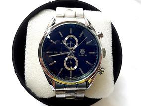 Relógio T. H. Carrera Space X Automático 100% Funcional