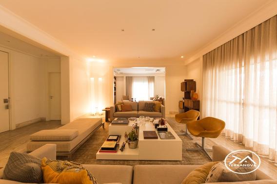 Apartamento Com 3 Dormitório(s) Localizado(a) No Bairro Itaim Bibi Em / - Ap1183