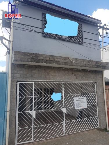 Venda/permuta- Sobrado Comercial Com 280 Metros Na Vila Carrão. - Ca00090 - 34938232