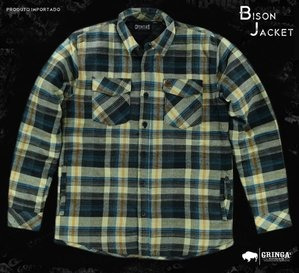 Casaco Importado Gringa´s Bison Jacket P Ou M