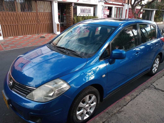 Nissan Tiida Hb Premium 1800 C.c. Mod.2008