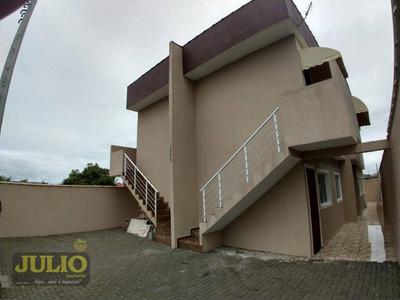 Entrada R$ 15 Mil Chaves Na Mão + Saldo Super Facilitado, Use Seu Fgts, Casa Com 2 Dormitório, 50 M² - Jardim Itapel - Itanhaém/sp - Ca3519