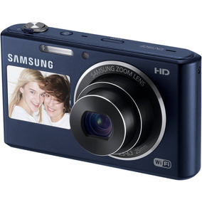 Câmera Digital Smart 16.2mp Samsung Dv150f Com Wifi