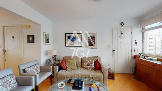 Apartamento À Venda Em Vila Olímpia, Com 1 Quarto, 01 Vaga De Garagem E 65 M² Útil. - Ap11679 - 67865079