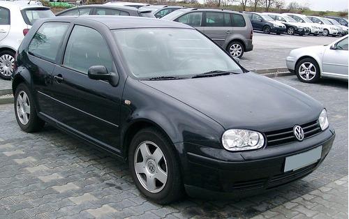 Manual De Despiece Volkswagen Golf 1997-2003, Español