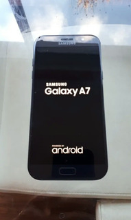 Samsung A7 2017 Impecable 32gb