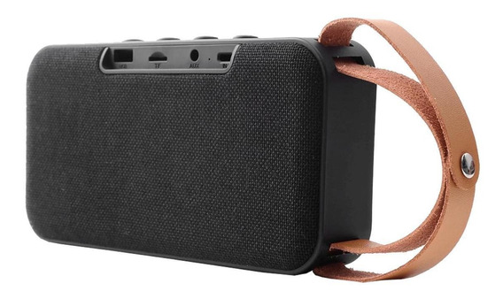 Caixa De Som X-trax Com Bluetooth Urban Lounge Black
