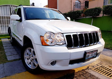 Jeep Grand Cherokee 2008 Limited V8 4.7 345 Hp Impecable